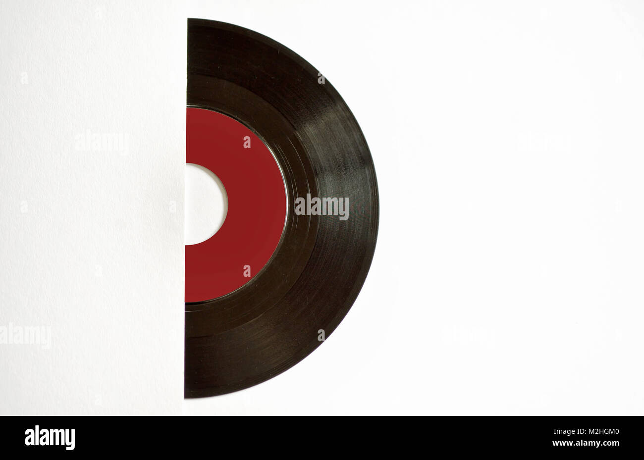 template of vinyl cover on white background stock photo 173719280