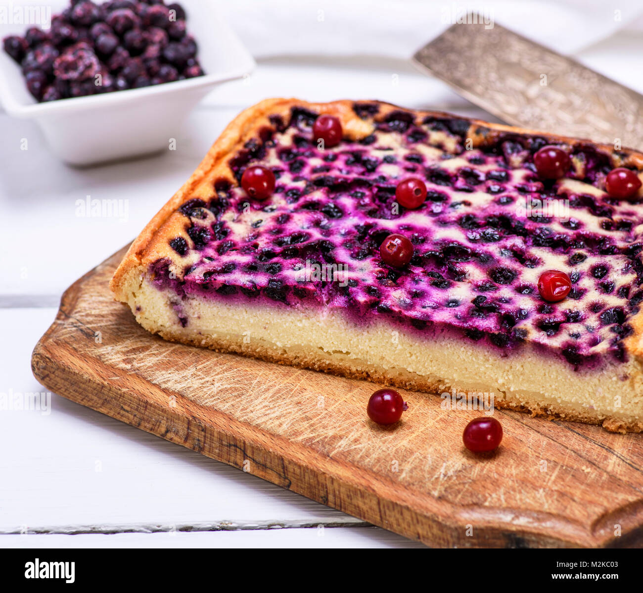Cottage cheese and berry pie: how to make such baked goods 25