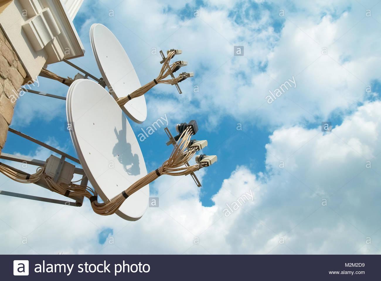 White house reception stock photos white house reception - Antena satelite interior ...