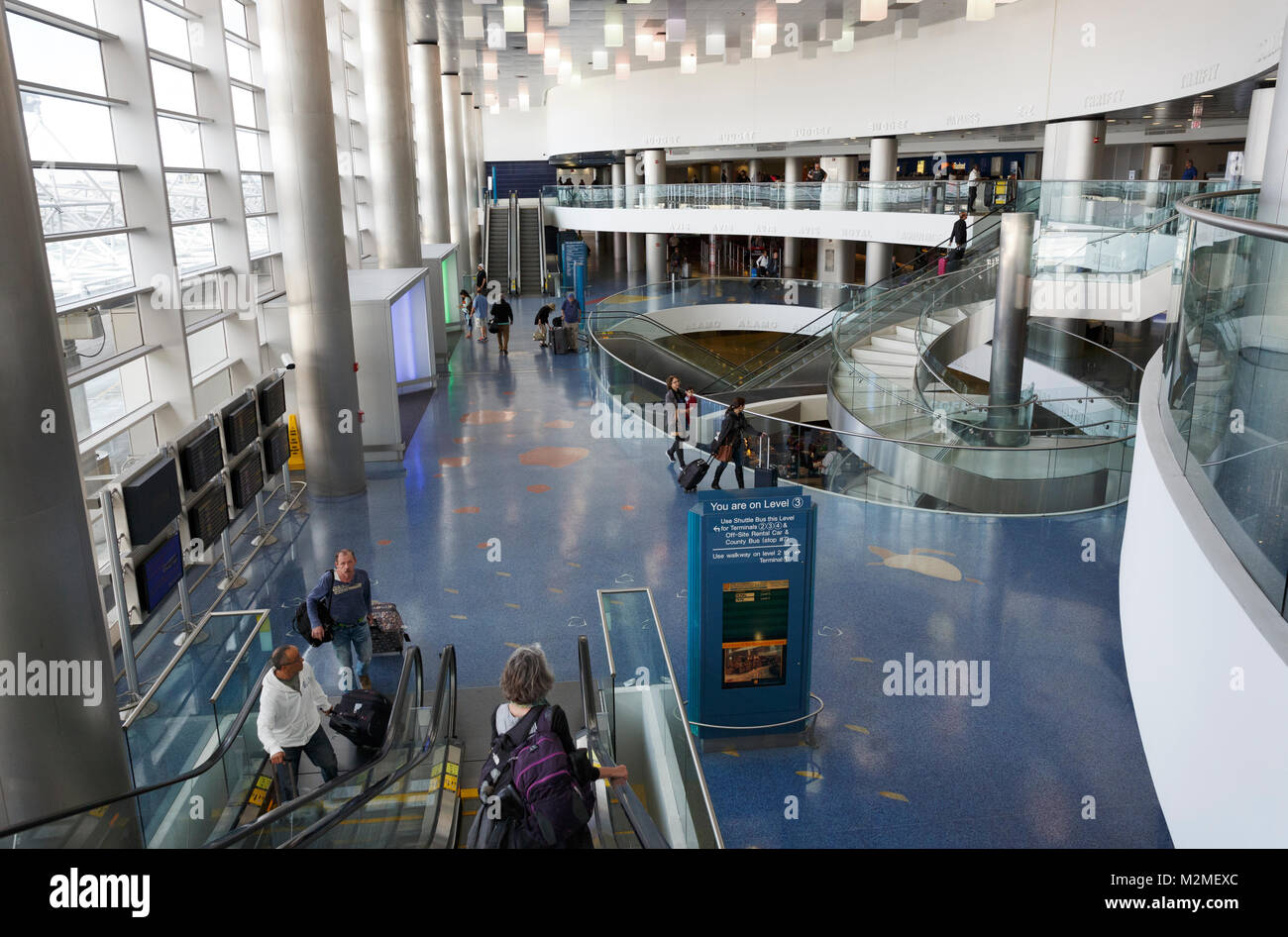 Hollywood International Airport Stock Photos & Hollywood