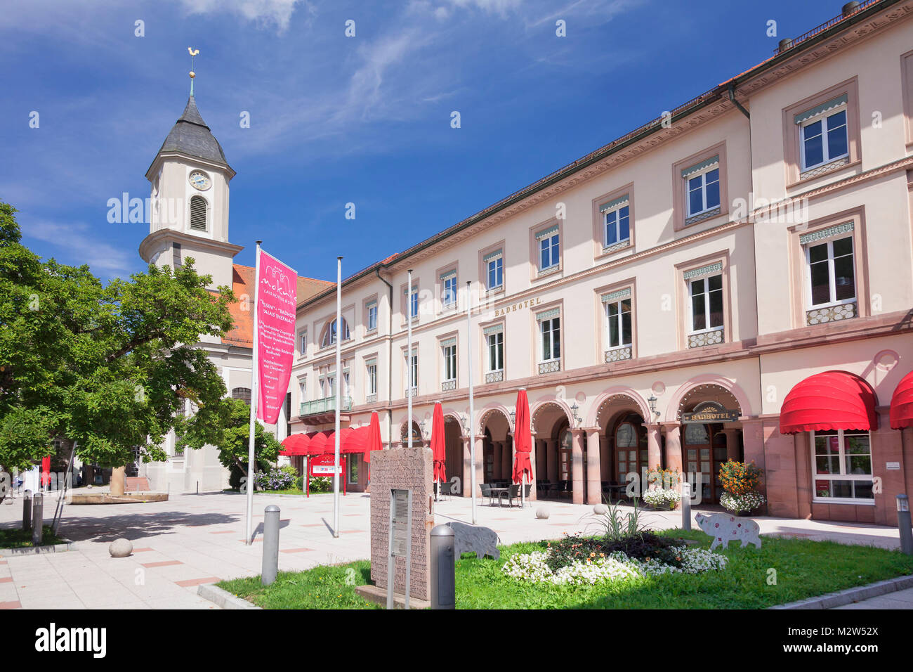 church village germany flower stock photos church village germany flower stock images alamy. Black Bedroom Furniture Sets. Home Design Ideas
