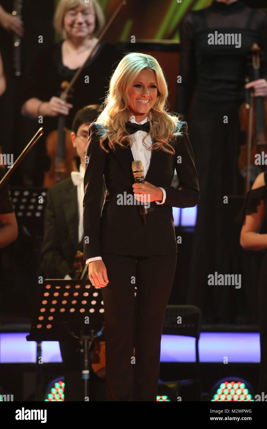 Helene Fischer Live Sendung Der Letzten Show Wetten Dass Nummer