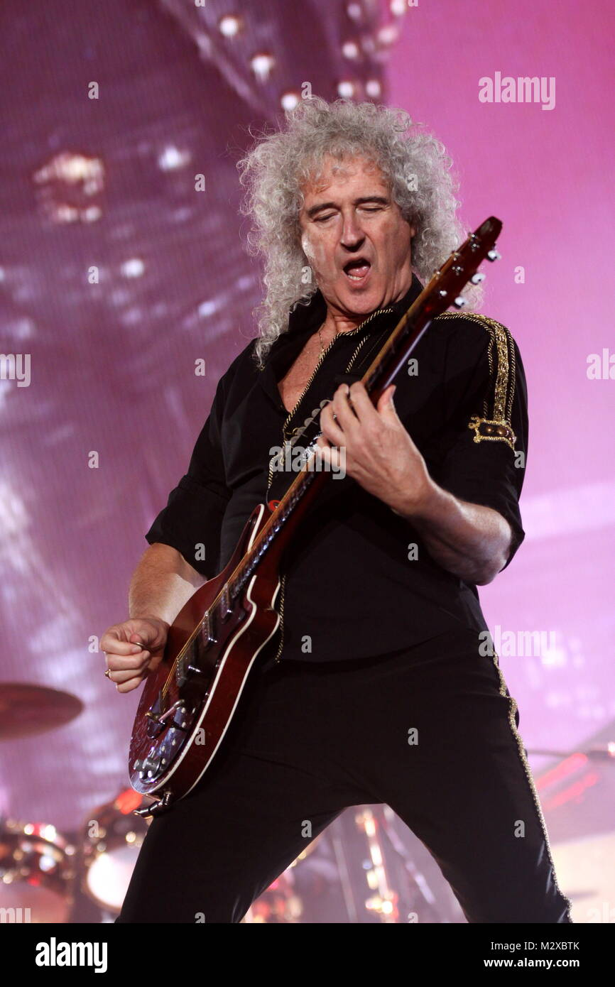 queen guitarist brian may stock photos queen guitarist. Black Bedroom Furniture Sets. Home Design Ideas