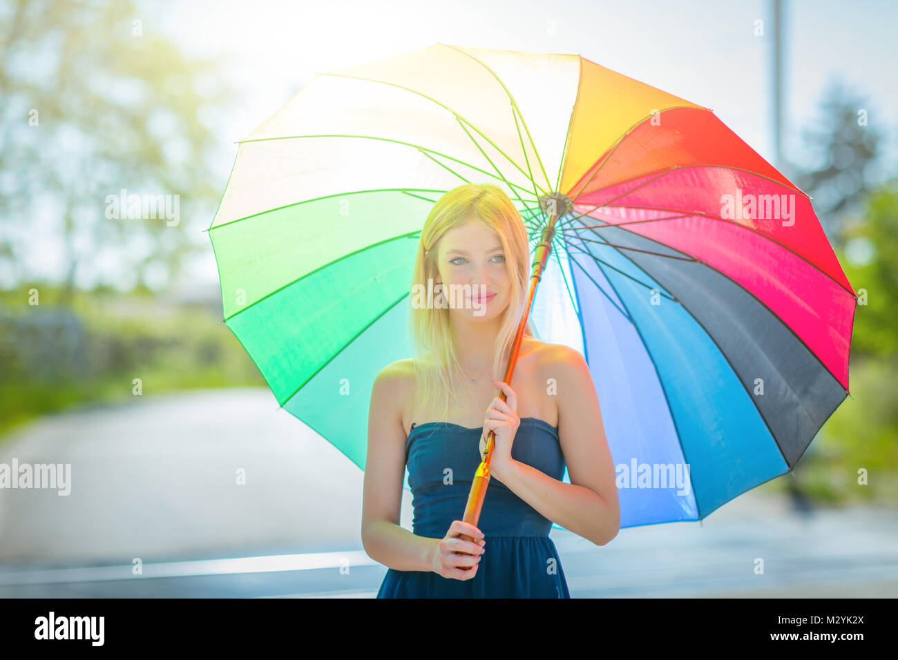 Best Colorful Umbrella for Colorful Umbrella Photography  18lpqdu