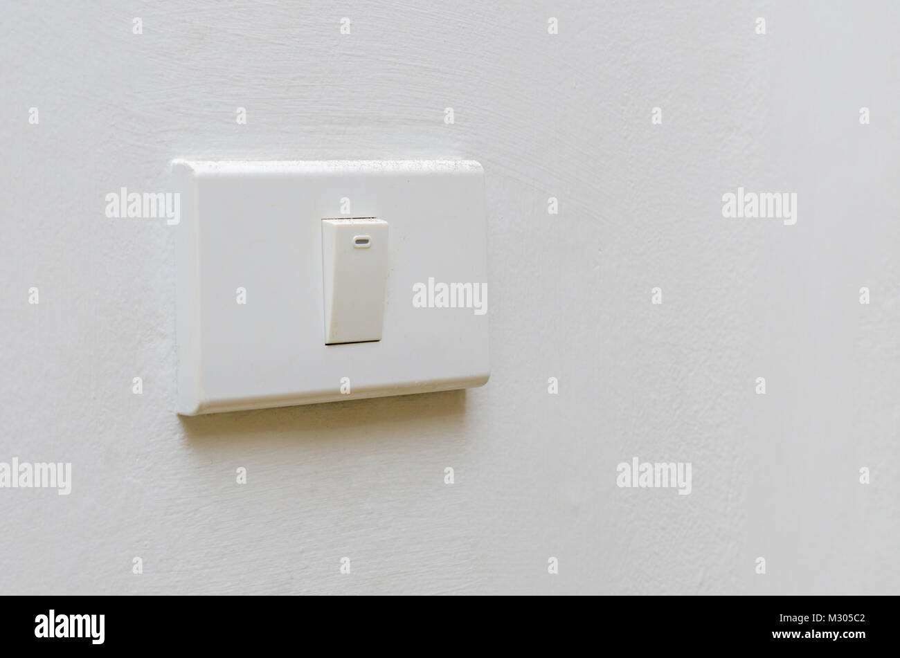 Hand Light Switch Stock Photos Images Alamy Lighthouse Fan Wiring Diagram Save Electricity Close Up Of Finger Is Turning On Or Off Womans