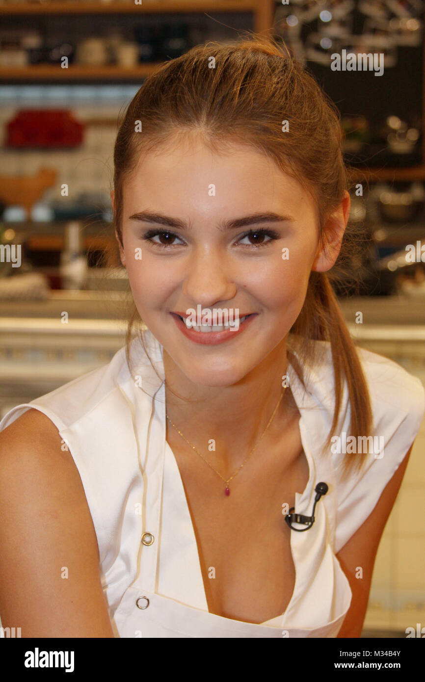 Twitter Young Stefanie Giesinger naked photo 2017