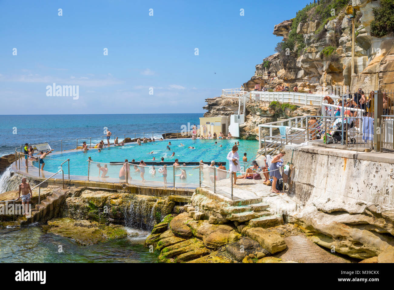 Swimming Pool At Bronte Stock Photos Swimming Pool At Bronte Stock Images Alamy