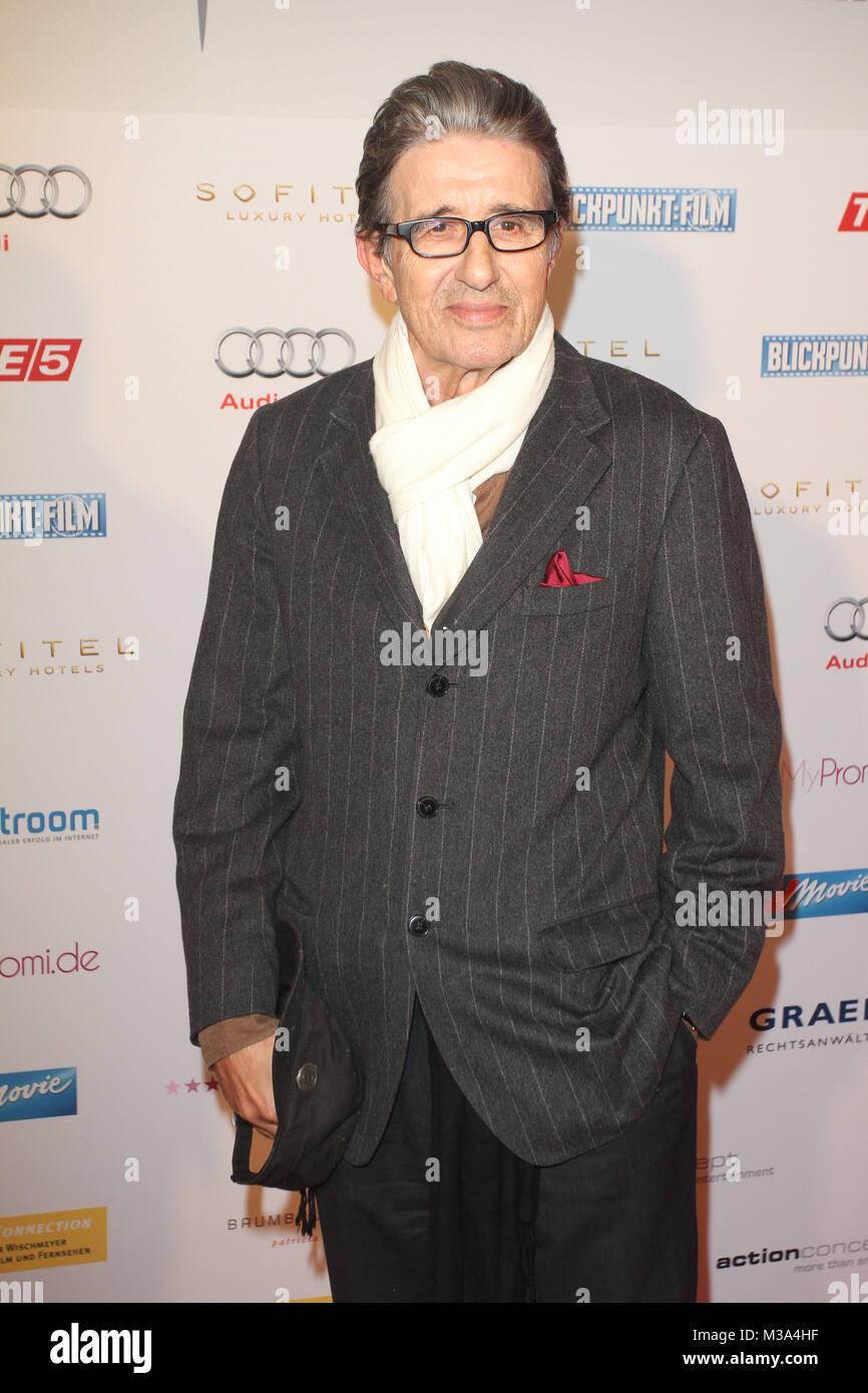 Rolf Hamburg rolf zacher tele 5 directors cut sofitel hamburg 05 10 2012 stock