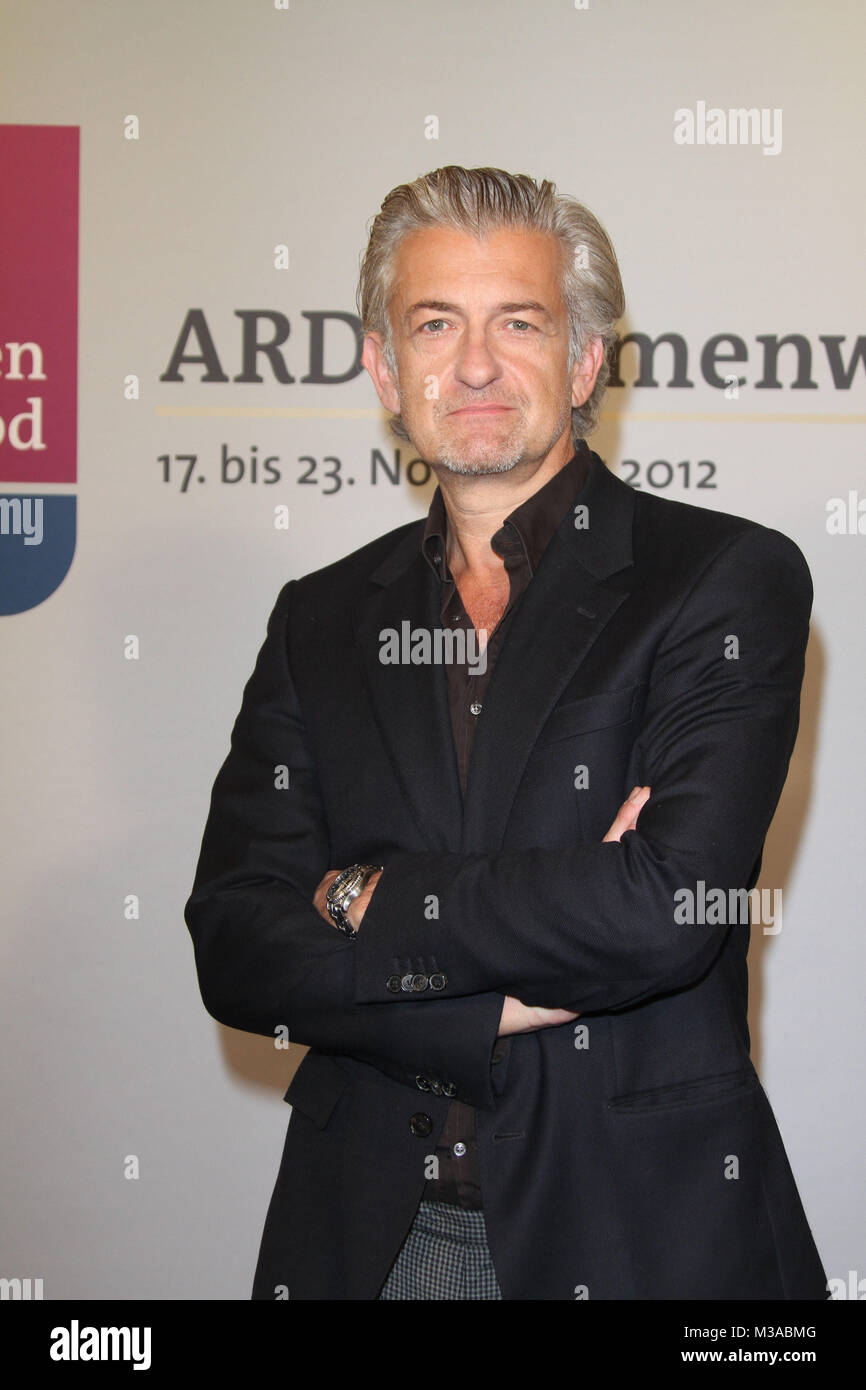 Dominic Raacke, Fototermin in Hamburg im Rahmen der ARD-Themenwoche ...