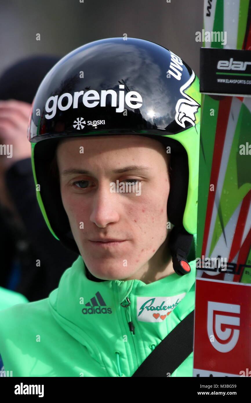 slowenien skispringen