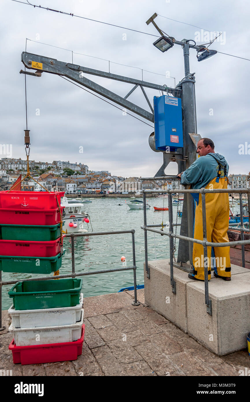 Cornish Fisherman Stock Photos Amp Cornish Fisherman Stock