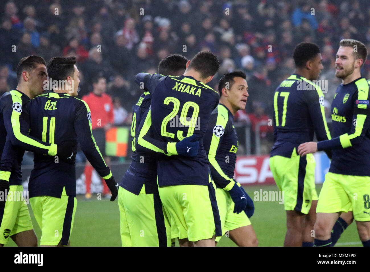 arsenal london spieler