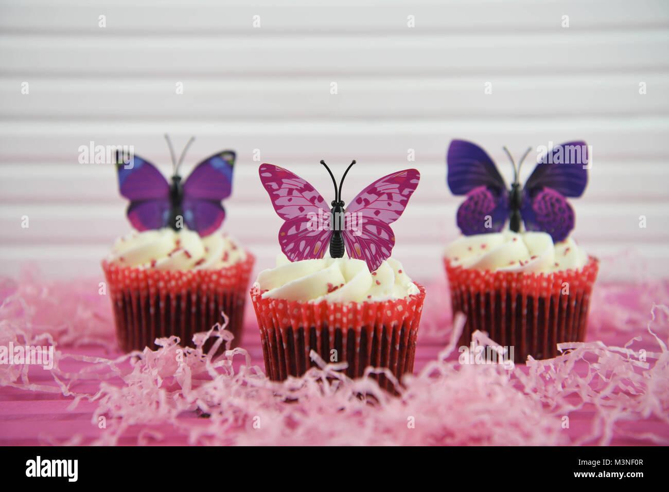 delicious homemade cupcakes