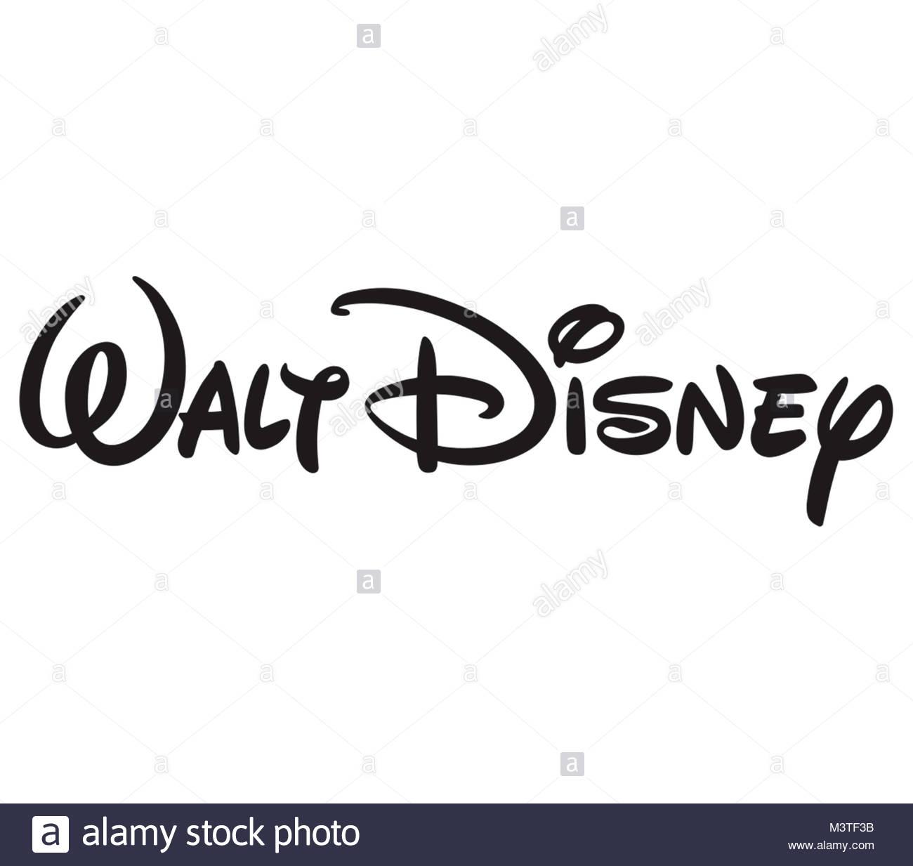 The walt disney company stock photos the walt disney company walt disney icon logo stock image biocorpaavc Choice Image