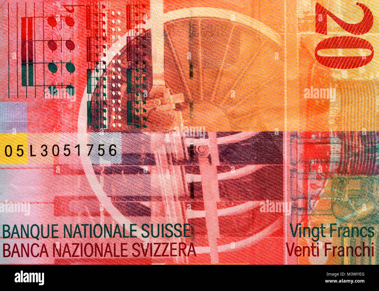 20 swiss franc stock photos 20 swiss franc stock images alamy switzerland 20 twenty swiss franc bank note stock image buycottarizona Images