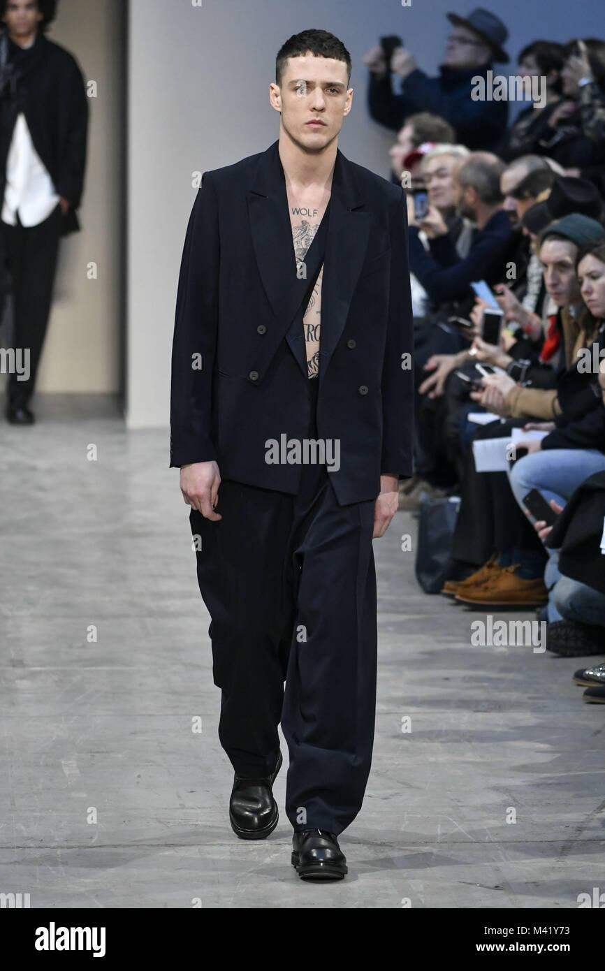 Milan Men S Fashion Week Autumn Winter 2018 19 Isabel Benenato