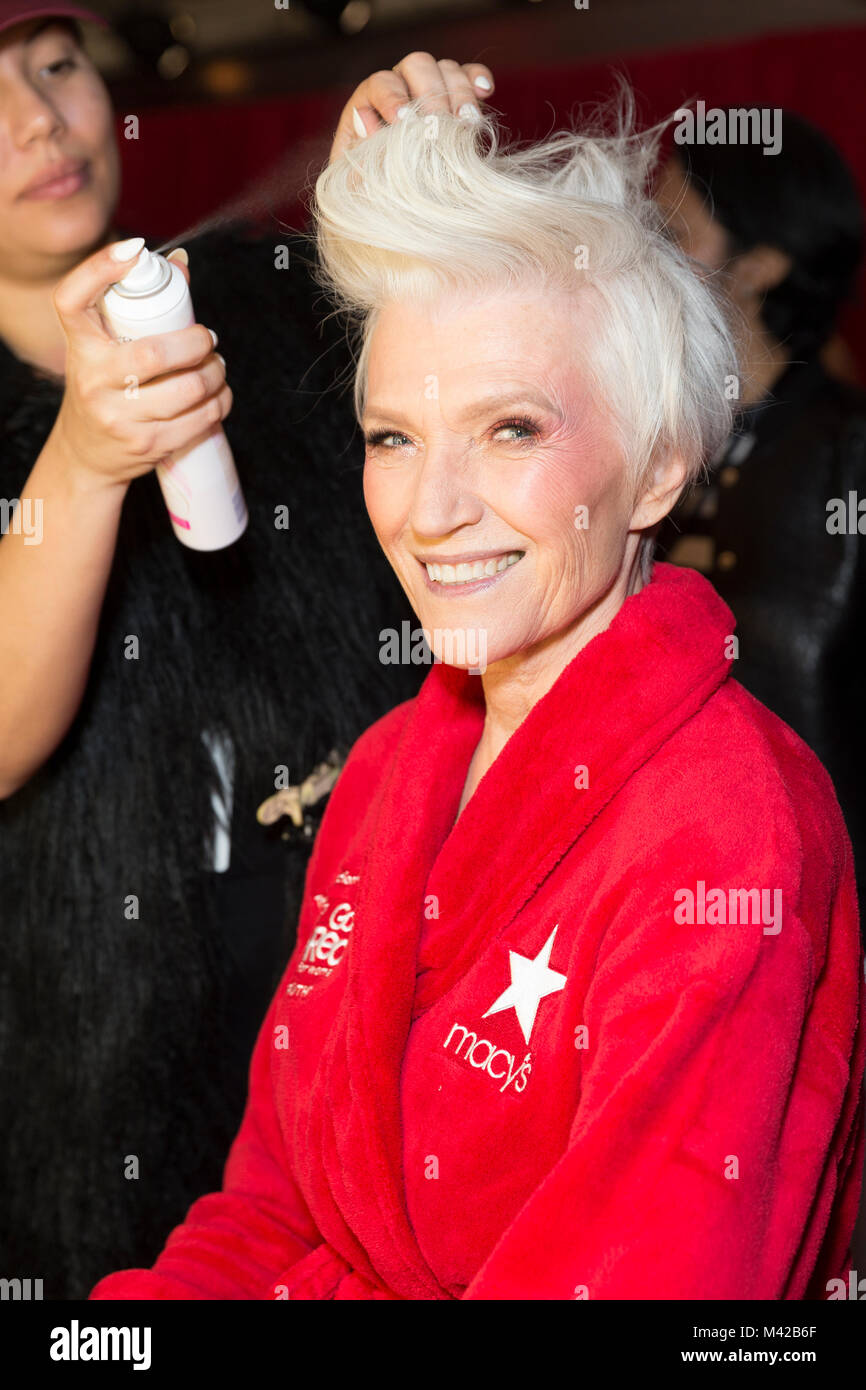 Maye Musk Stock Photos and Images