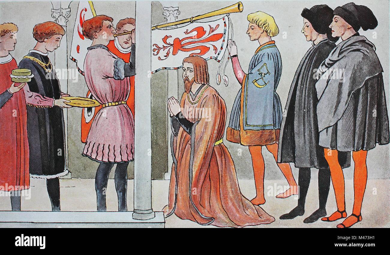 German Chimney Sweep Clothing Die Industrielle Revolution