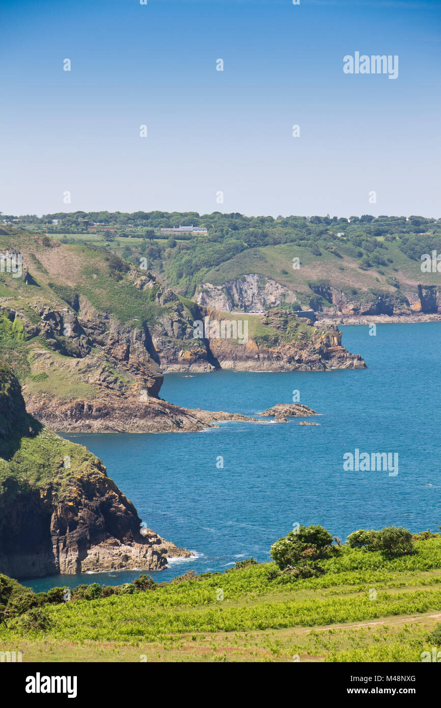 Devils hole jersey stock photos devils hole jersey stock for Garden design jersey channel islands