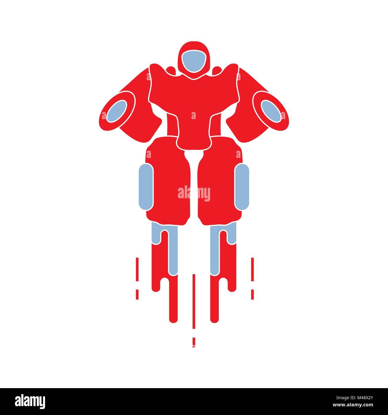 Robot Toys For Children Robotics Technologies Design For Banner