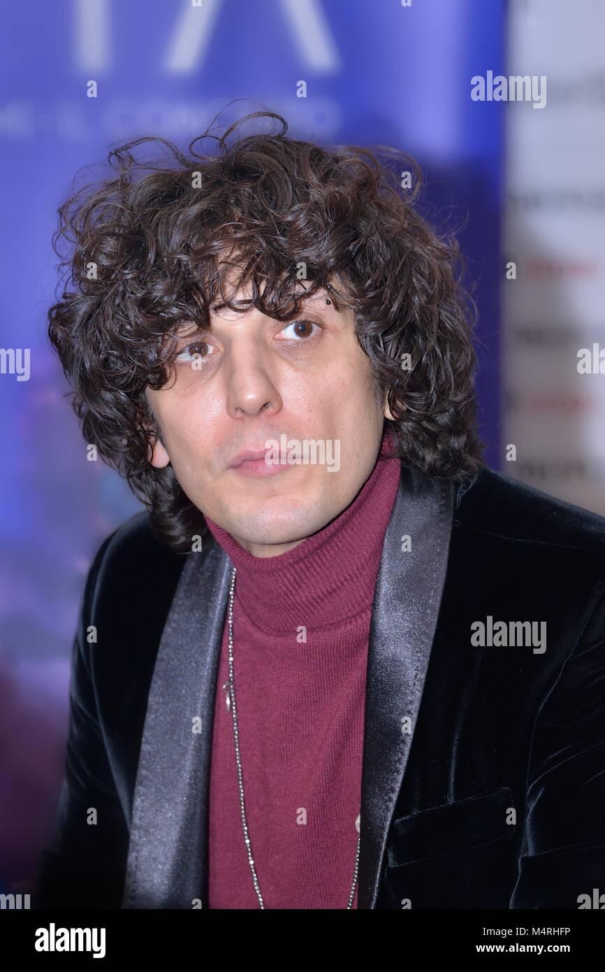Ermal Meta Italian Singer Songwriter In Milano