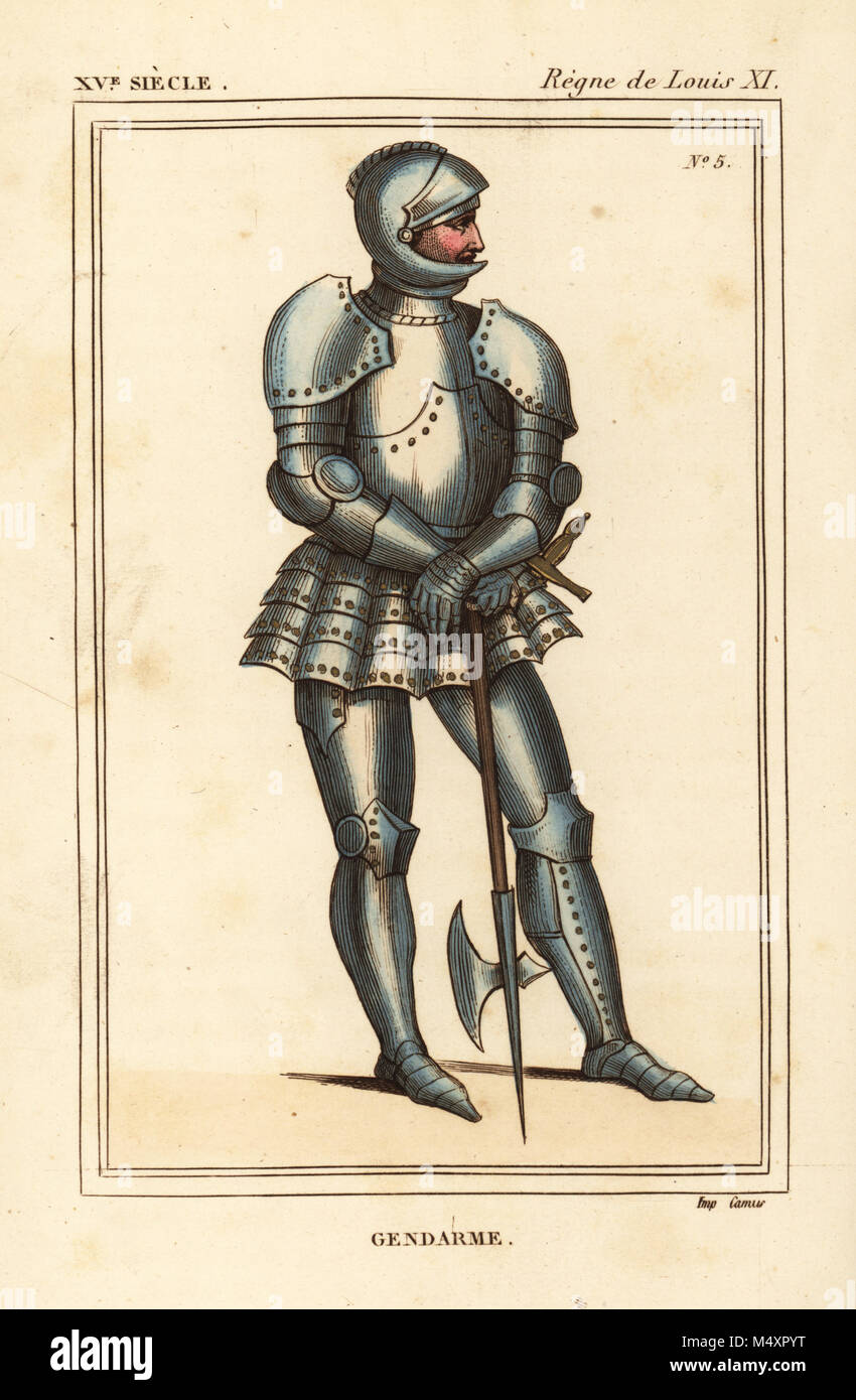 A Man In Armour Stock Photos & A Man In Armour Stock Images - Alamy