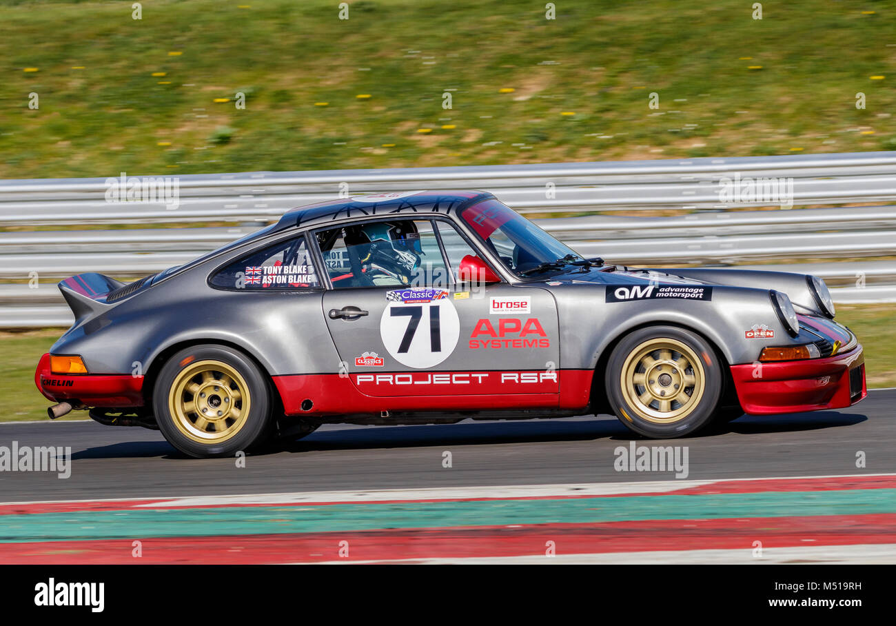 Porsche 911 Rsr Stock Photos Amp Porsche 911 Rsr Stock