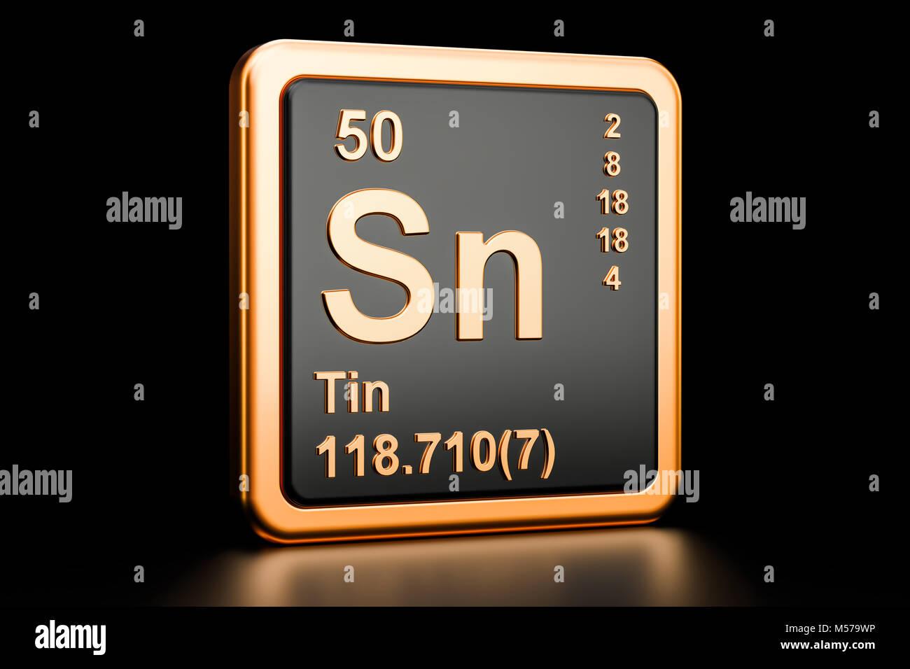 tin element