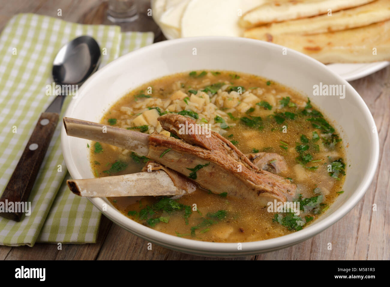 Chicken Kharcho soup: cooking recipe with photos 78