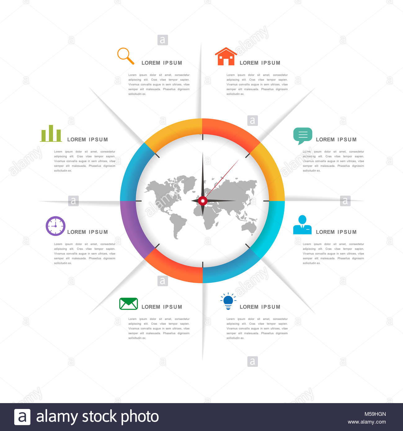 Simplicity infographic design with pie chart elements stock photo simplicity infographic design with pie chart elements nvjuhfo Choice Image