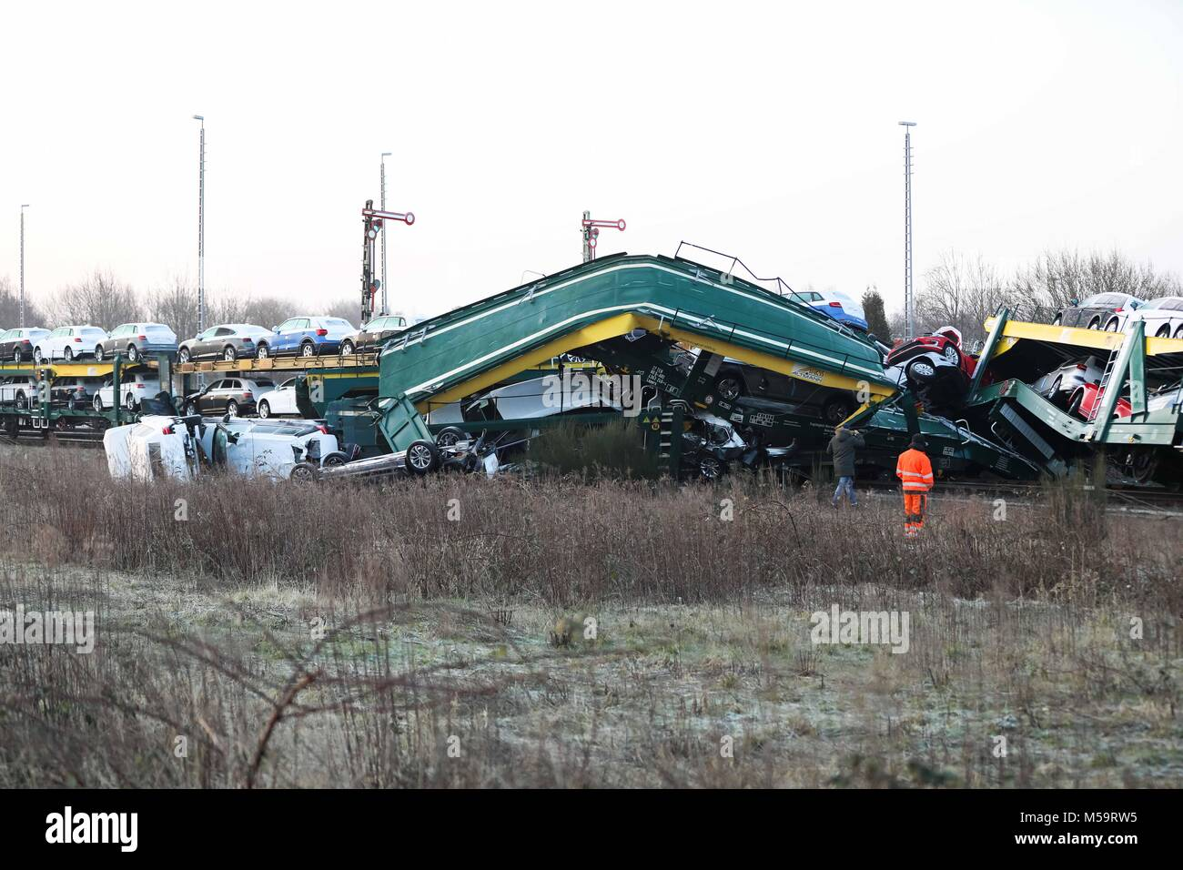 Railway Disasters Stock Photos Railway Disasters Stock