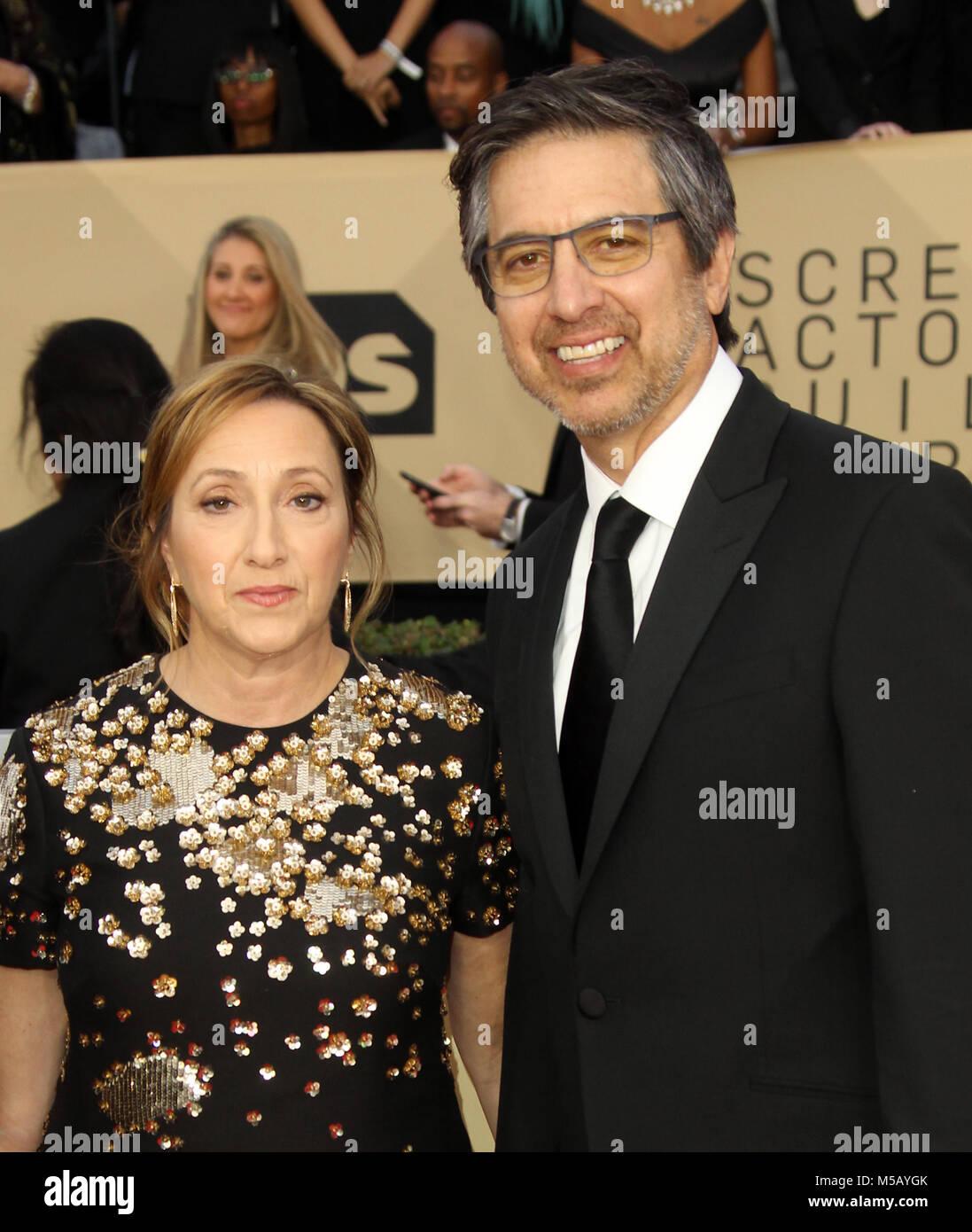 Anna Romano And Ray Romano Stock Photos Amp Anna Romano And