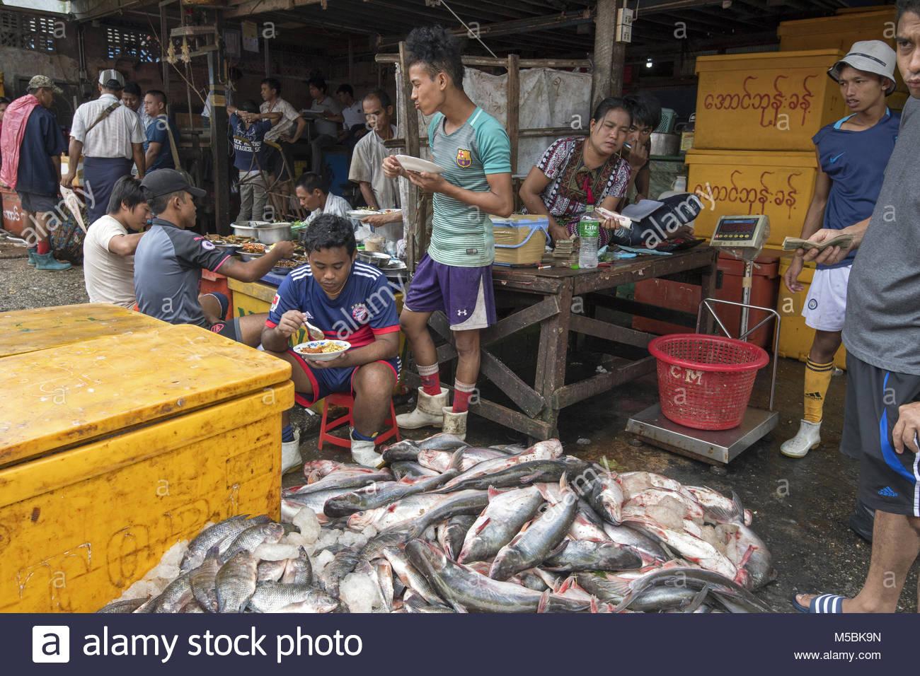 Wholesale trade asia stock photos wholesale trade asia for Wholesale fish market