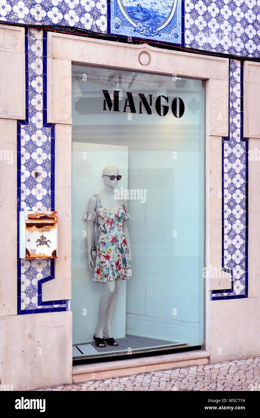 Spanish Clothes Shop Exterior Stock Photos Spanish Clothes Shop  # Muebles Roman Malaga