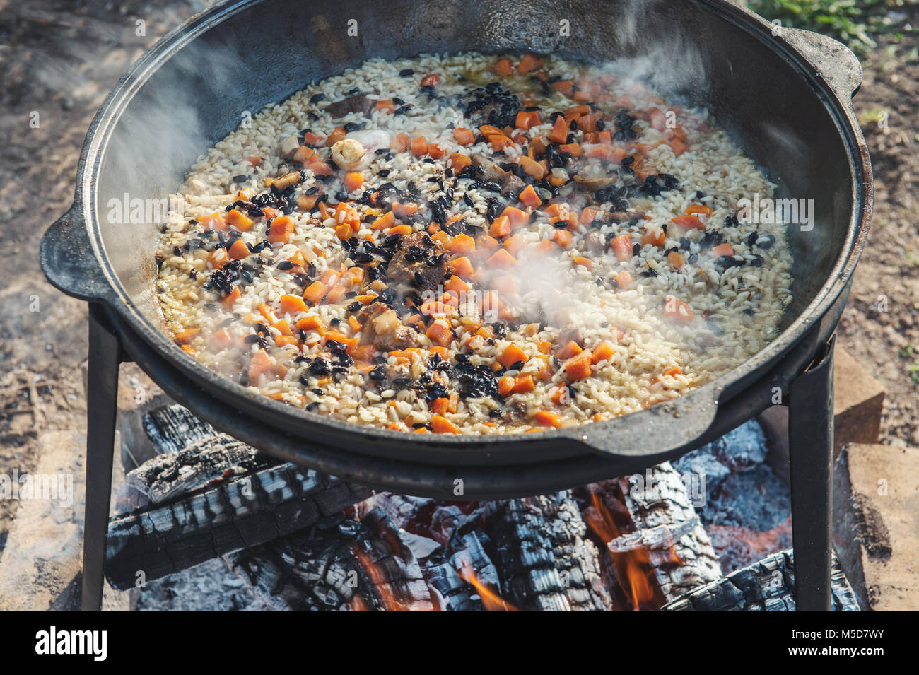 How to cook pilaf in a cauldron or in a pressure cooker 36