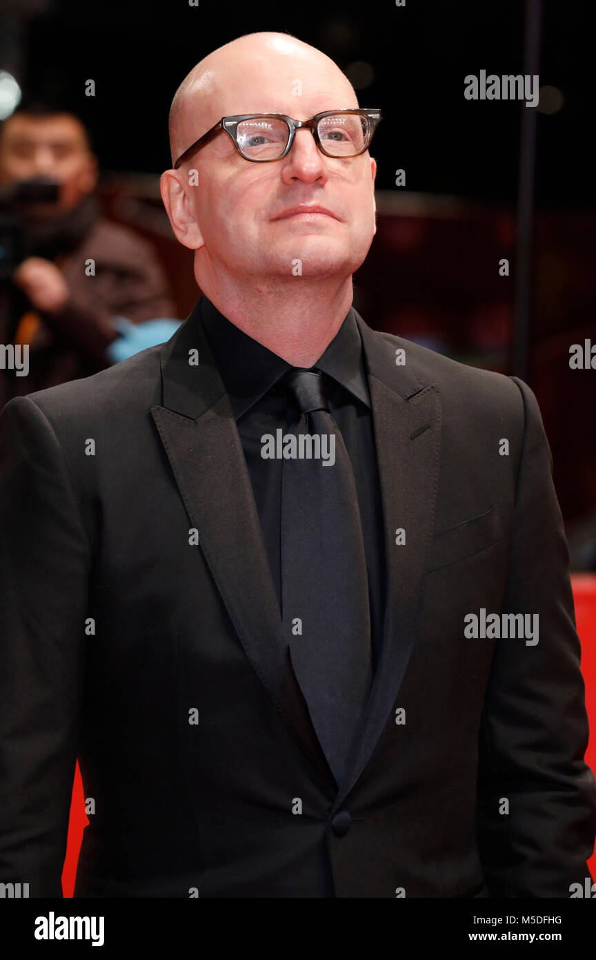 Steven Soderbergh Attending The Unsane Premiere At The 68th Berlin