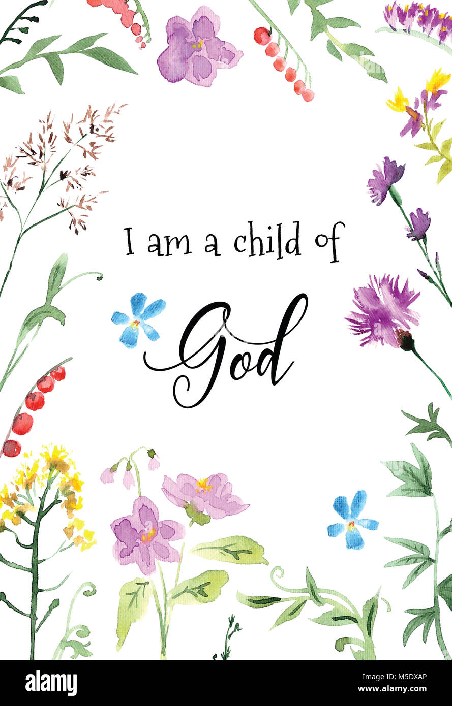 photograph relating to I Am a Child of God Printable named Youngsters bible rates Printable Artwork , \