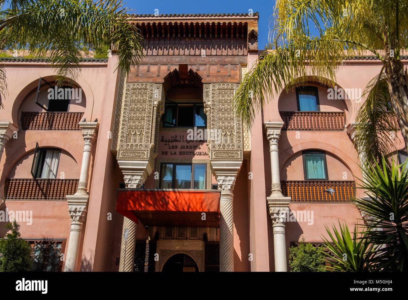 Les Jardins De La Koutoubia Hotel By Jamaa El Fna Square Marrakesh