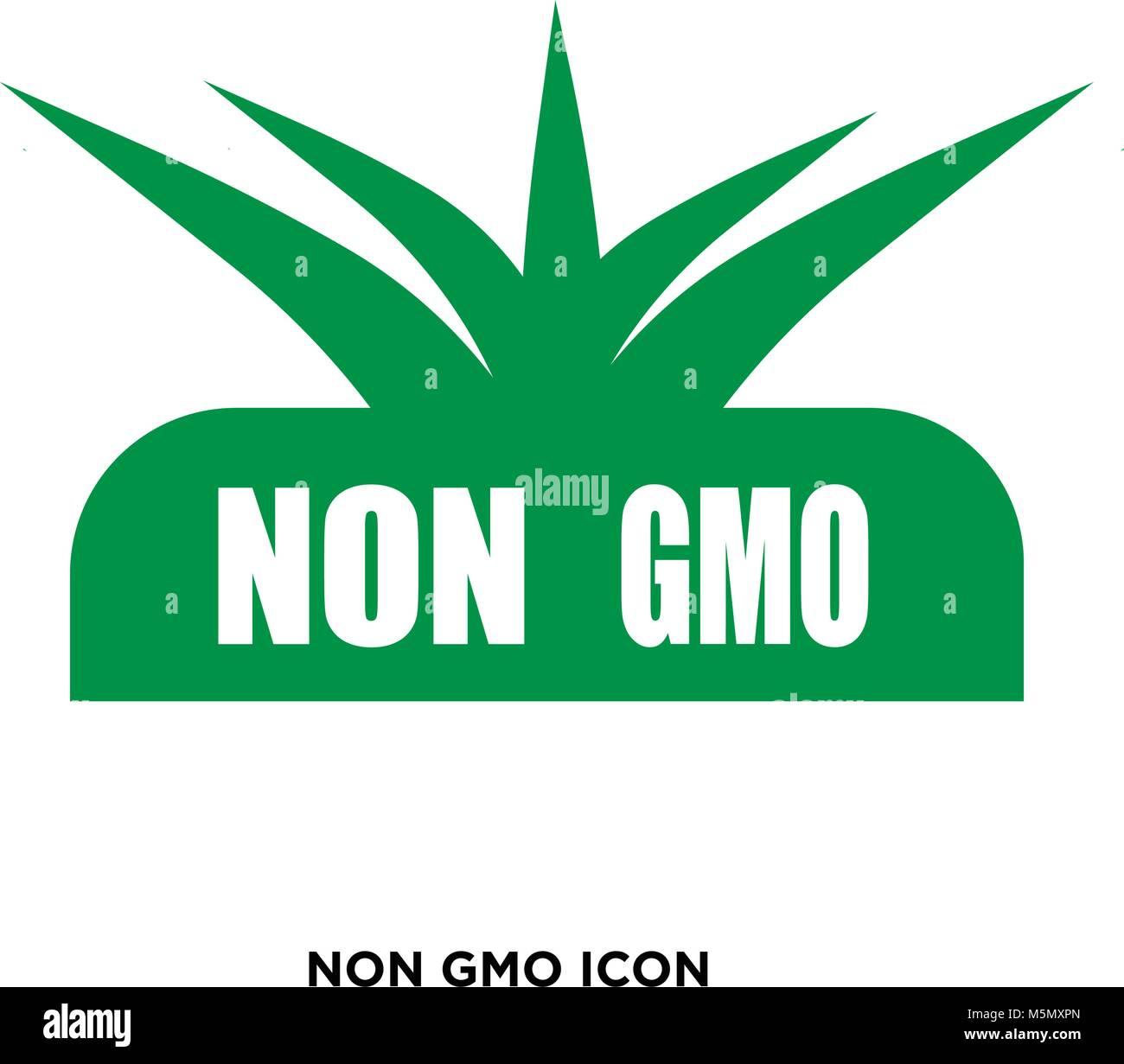 Gmo free icon stock photos gmo free icon stock images alamy non gmo icon stock image buycottarizona Images