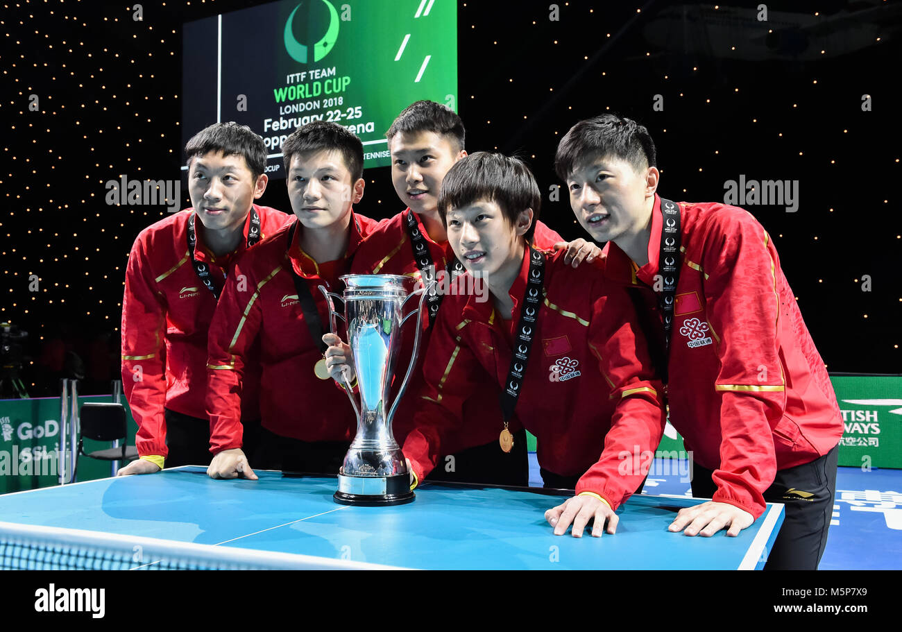 Most Inspiring China World Cup 2018 - london-uk-25th-february-2018-china-mens-team-at-presentation-after-M5P7X9  Picture_124128 .jpg