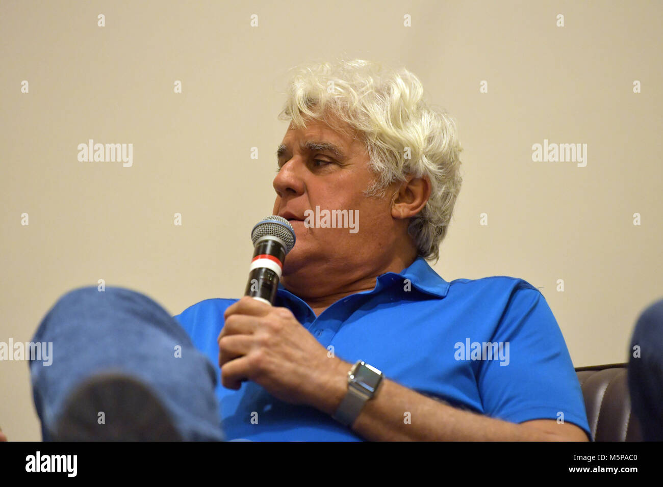 jay leno car stock photos jay leno car stock images alamy. Black Bedroom Furniture Sets. Home Design Ideas