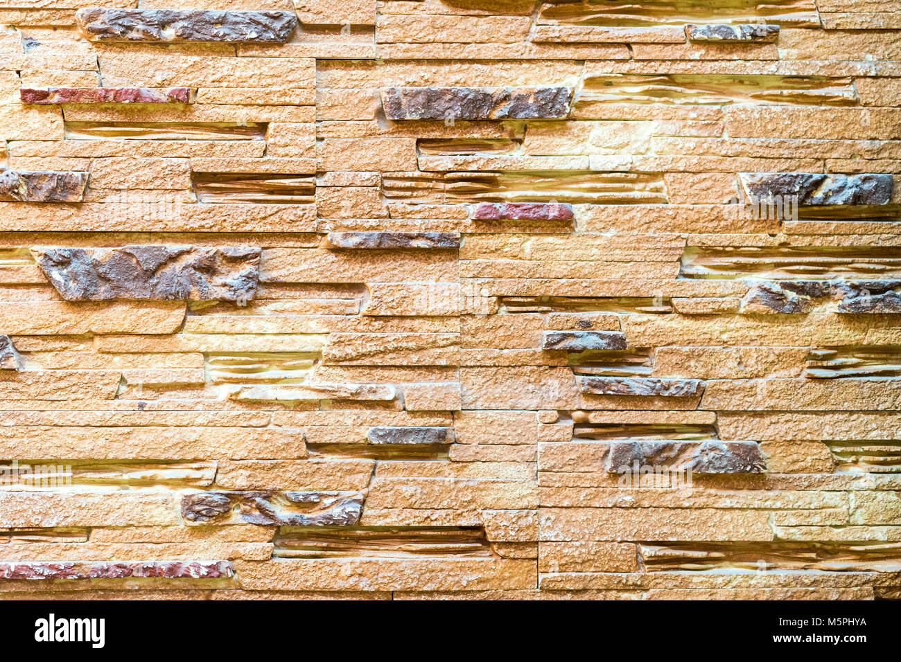 Colorful Stone Wall Panels Decorative Sketch - Gallery Wall Art ...