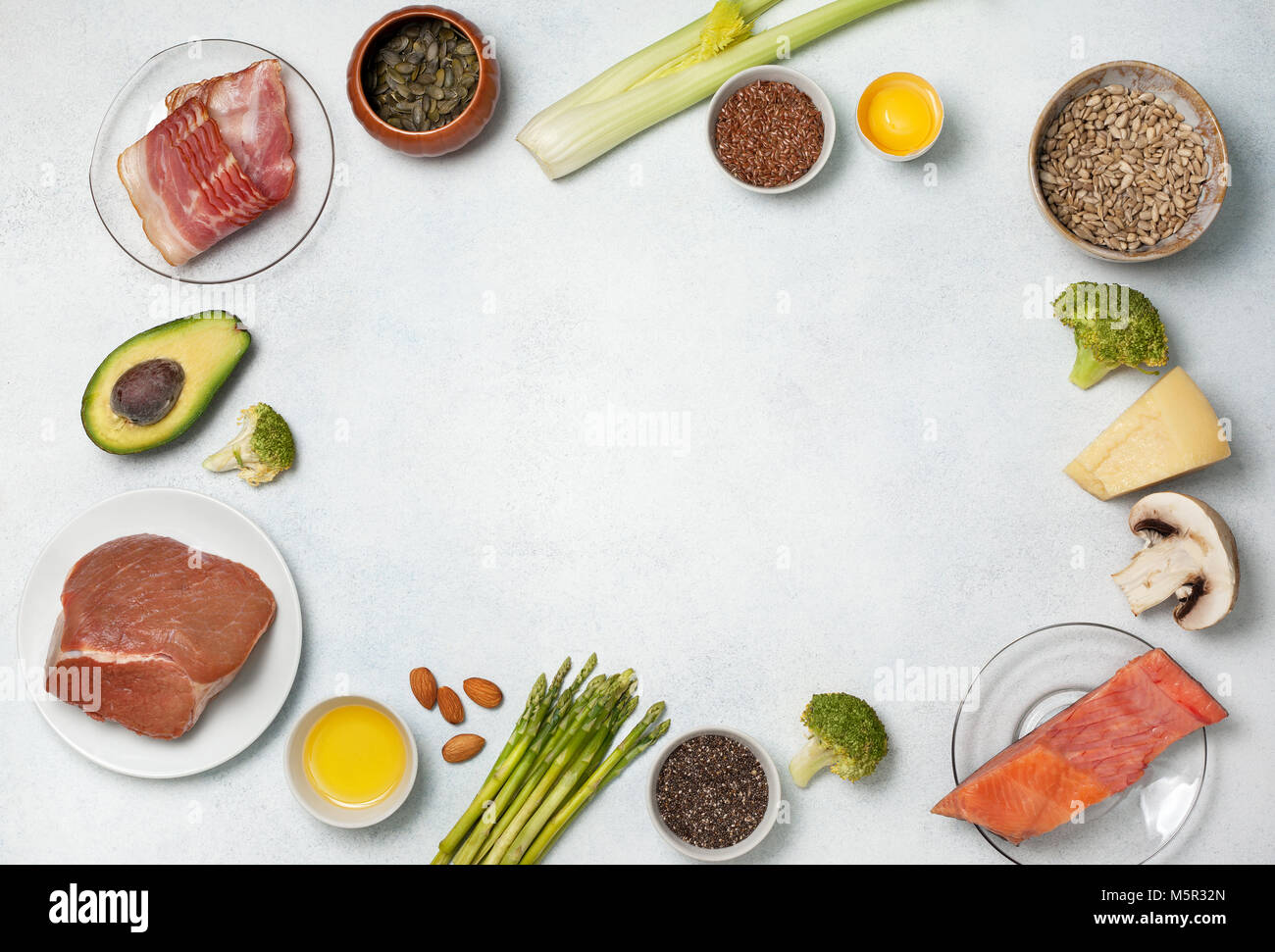 Ketogenic stock photos ketogenic stock images alamy for Fish and broccoli diet