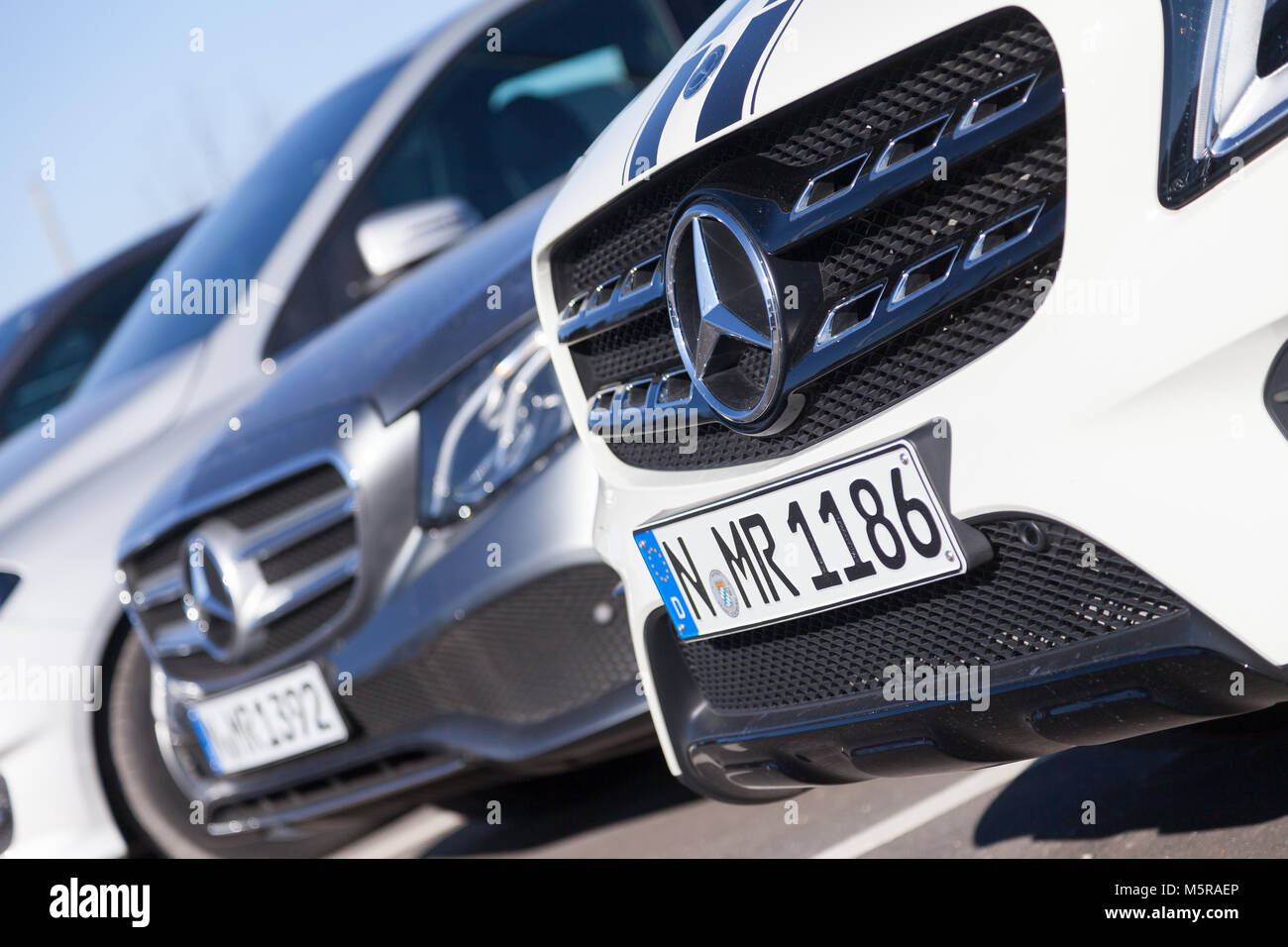 Fuerth germany february 25 2018 mercedes benz symbol on a fuerth germany february 25 2018 mercedes benz symbol on a car mercedes benz is a global automobile marque and a division of the german company biocorpaavc Choice Image