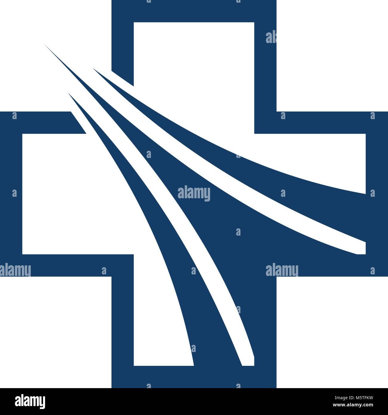 Health Solution Logo Design Template Vector Stock Vector Art ...