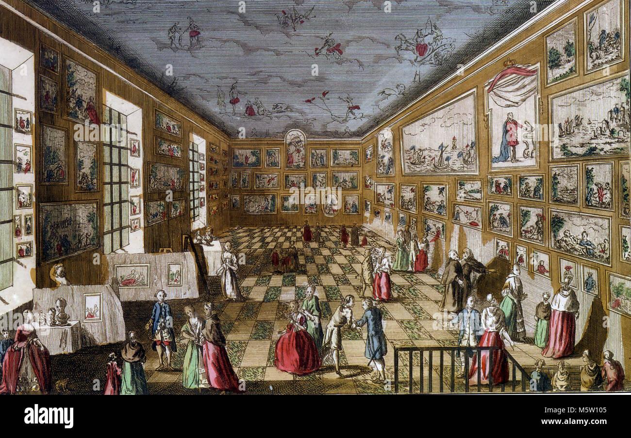 Paris 18th century stock photos paris 18th century stock - Ecole des beaux arts paris ...