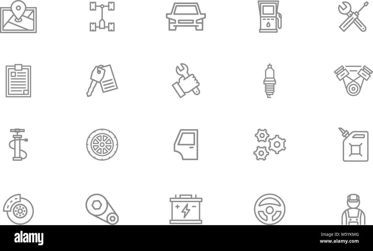 Undercarriage black and white stock photos images alamy set of vector car service and auto repair line icons route map undercarriage pooptronica Choice Image