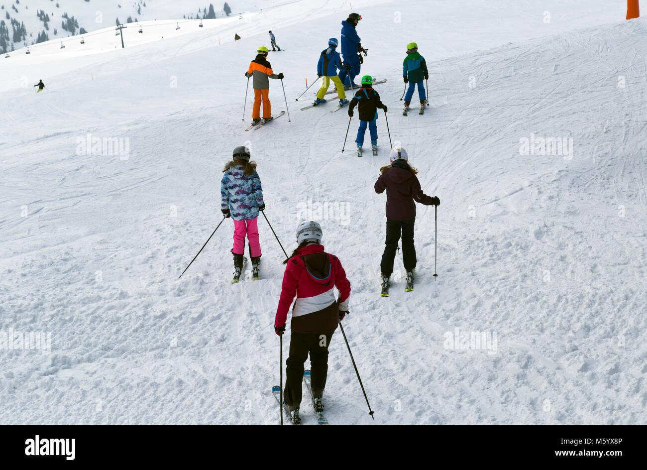 Laax Ski Stock Photos Laax Ski Stock Images Alamy