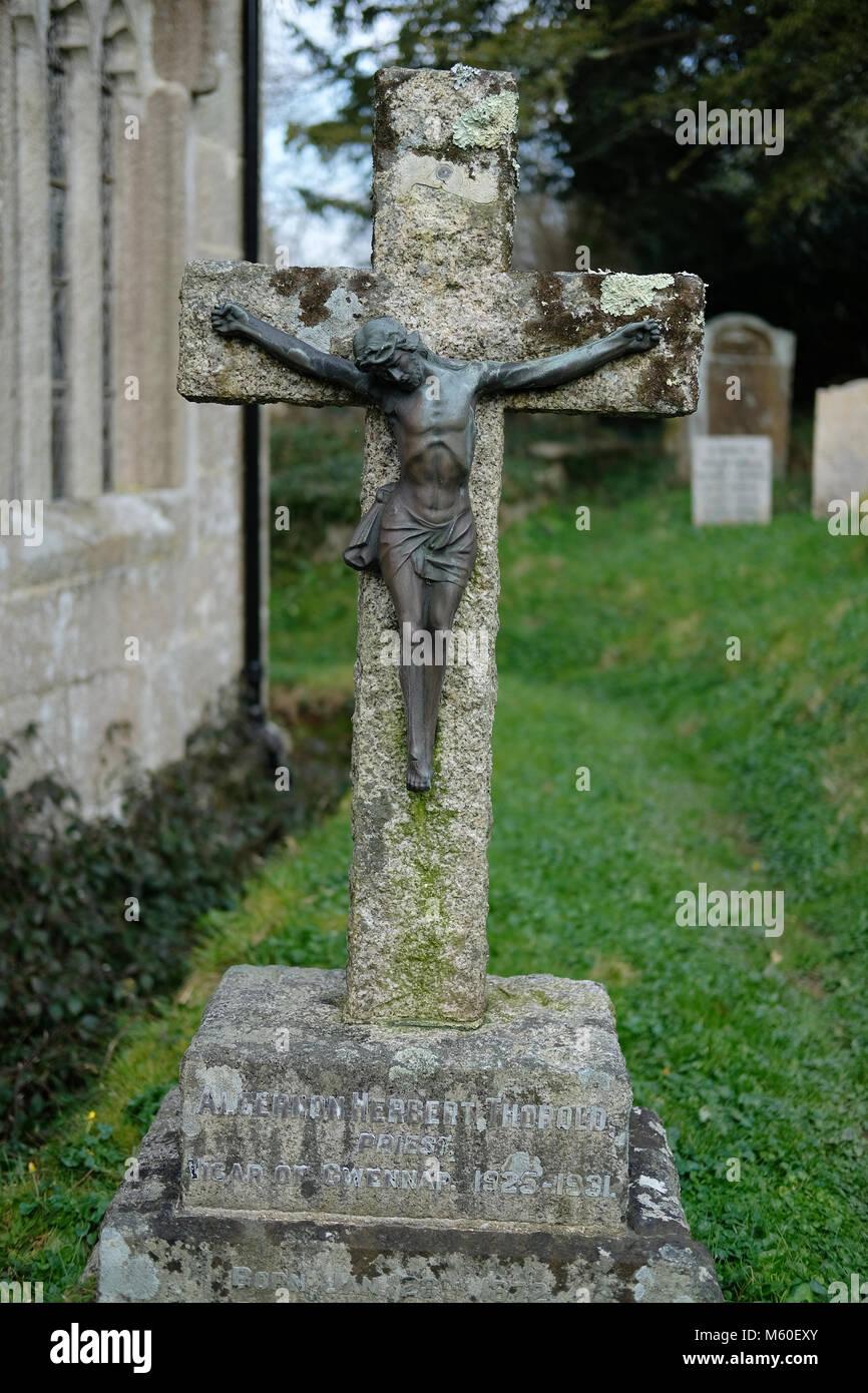 Metal headstone stock photos metal headstone stock images alamy priests grave stock image buycottarizona