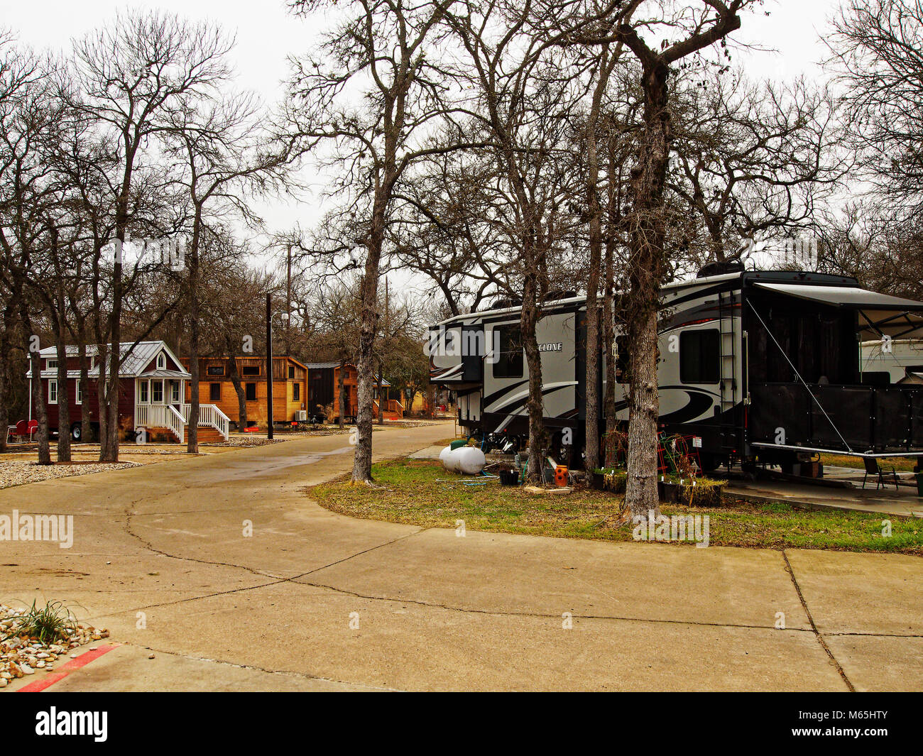 tiny house hotel. Original Tiny House Hotel In Austin, Texas, Lets People Experience And Feel What It Is Like To Live A Mall Space. Located Trailer Park,
